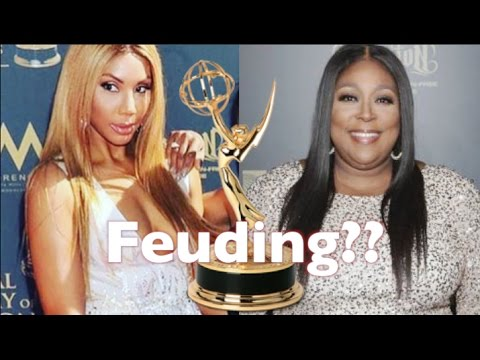 Tamar Braxton and Loni Love beefing at the 2017 Daytime Emmys?