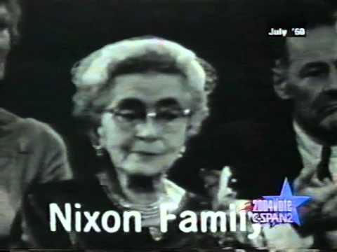 1960 Richard Nixon Republican Convention Acceptance Speech