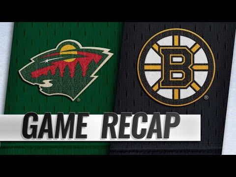Rask earns shutout, 250th win in Bruins' 4-0 victory