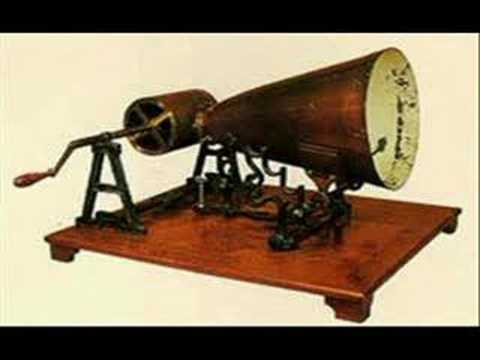 World's Oldest Recordings 1860 and 1877