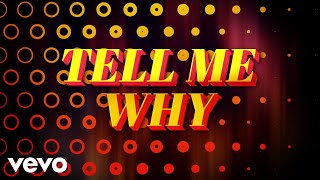 Bobby Womack - Tell Me Why (Official Lyric Video)