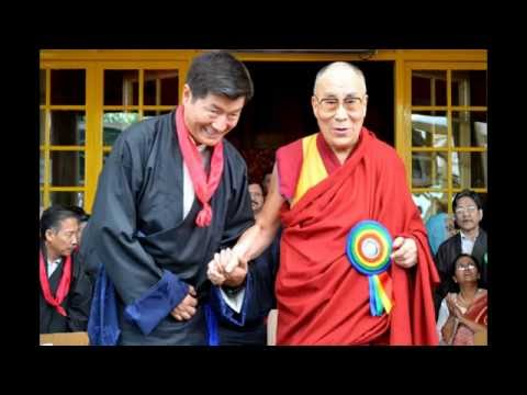Dr Sangay Sworn in as PM of Tibetan Government-in-Exile