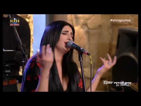 Lebanese singer Sarina Cross who amazed Greece with her Armenian performance Bingyol visits Yerevan
