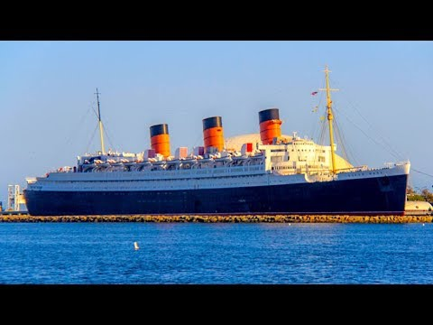 A Walk Around The Rms Queen Mary Long Beach California