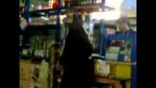 Пьяная монашка в ABC