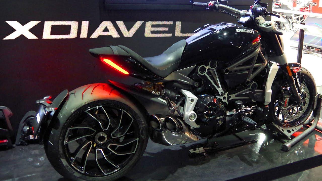 詳細 Ducat... Youtube Ducati Xdiavel S