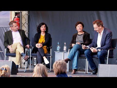 BerlinTalk live beim radioeins Parkfest