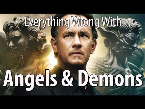 Everything Wrong With Angels & Demons In 17 Minutes Or Less