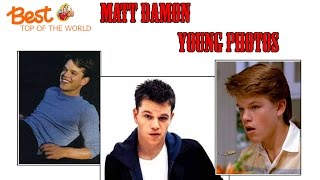 Best Top 20 Pictures of Young   Matt Damon