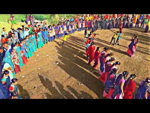 Beautiful Adivasi Dance Video 2019 // Adivasi Sadi Video Alirajpur Jhabhua