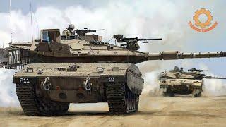 Израильский Merkava Mk4 - асимметричный ответ на внешние угрозы