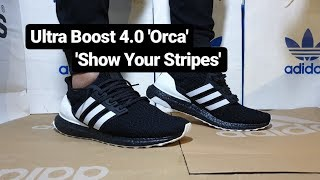 Adidas Ultra Boost 4.0 'Orca' 'Show