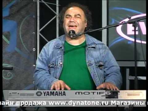 Сергей Манукян 4/8 Learnmusic боссанова, свинг 24-05-2009