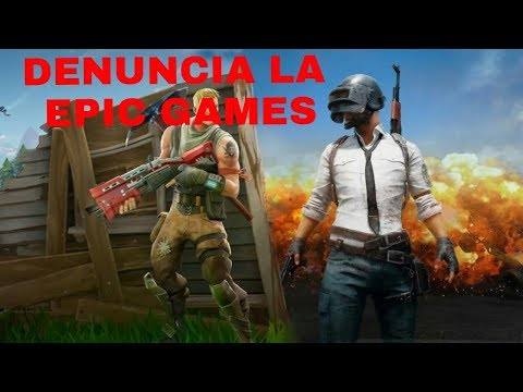 BATTLEGROUND [DENUNCIA] la EPIC GAMES PER VIOLAZIONE DI PRIVACY sarà vero!?