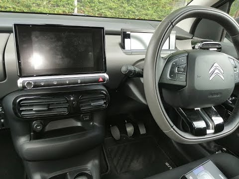 Citroen Cactus 2014 Onward How To Fit Dash Cam To Ignition & Hide All Wires