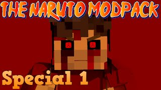 18+ Minecraft Naruto Mod Pack : Season 2 : Specials 1 : Halloween Special! 2014 Thumbnail