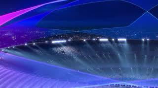 UEFA Champions League Final 2020 Outro - Gazprom & MasterCard FR