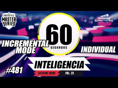 🎤🔥Base de Rap Para Improvisar Con Palabras🔥🎤 | CONTADOR FORMATO FMS (FMS ESPAÑA) #481