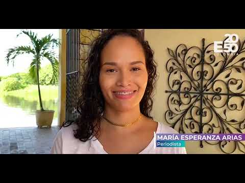 "E2050 COLOMBIA - ""Unidos por la Resiliencia Climática"" María Esperanza Arias"