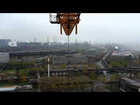 г.Череповец,завод Северсталь Liebherr 200 EC-H 10 Litronic