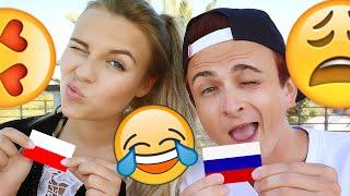 Sprachen CHALLENGE mit Dagi Bee | RUSSIA vs POLAND