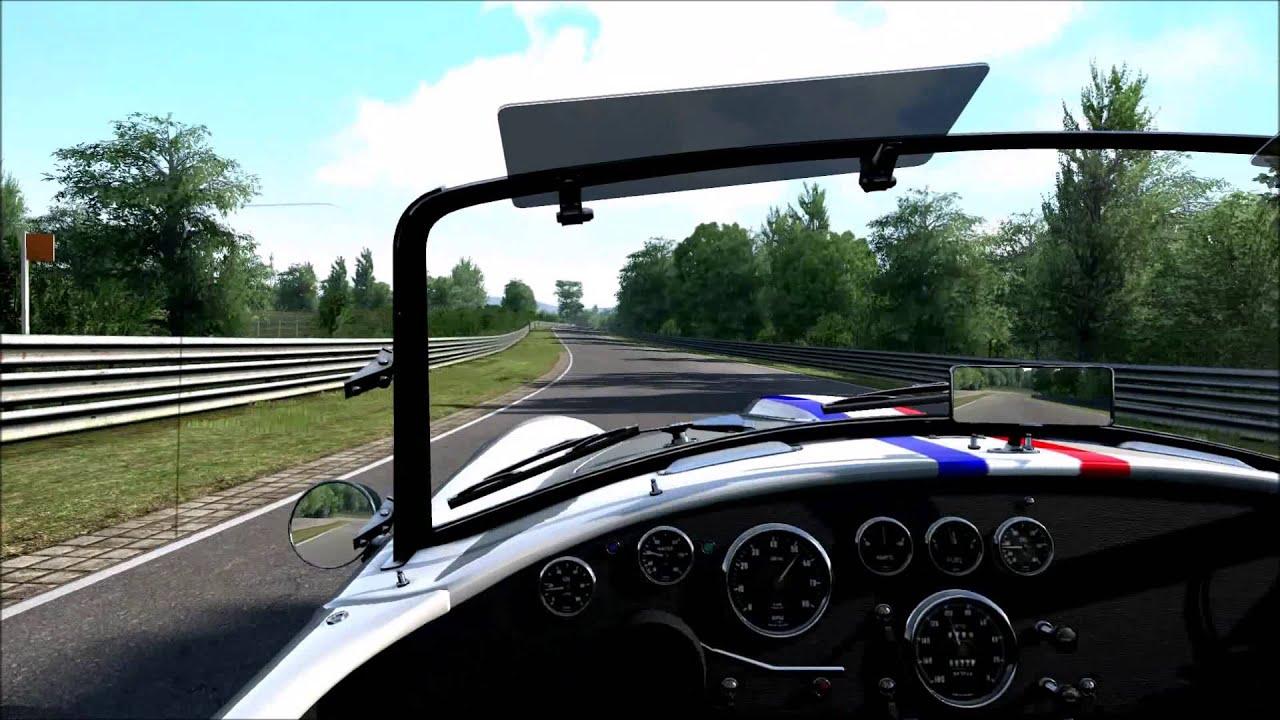Ac cobra nurburgring tourist assetto corsa