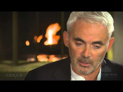Full Interview with Billionaire Frank Giustra