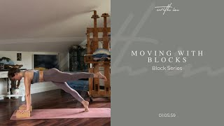 Moving With Blocks
