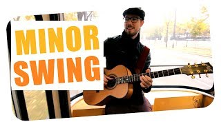 Minor Swing - Simon Wahl (Django Re...