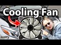 How to Repair a Cooling Fan in Your Car | Scotty Kilmer