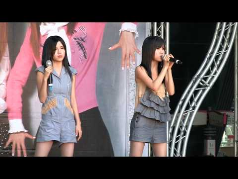 2010.05.22 高雄夢時代-by2 成人禮 改版簽唱會 3-愛上你