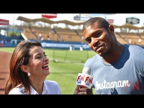 De todo menos de beisbol | Entrevista con Yasiel Puig