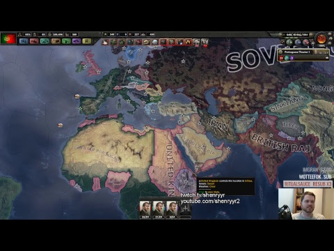Portugal and chill - HOI4 Death or Dishonor
