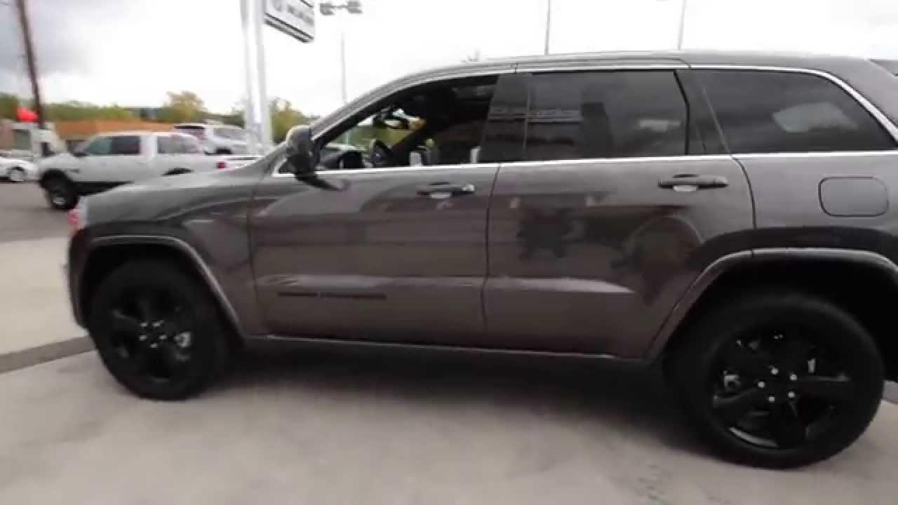 2015 Jeep Grand Cherokee Laredo Altitude  Granite STK660174
