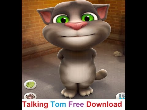 My Talking Tom Game Free Download For Mobile Phone Or PC..||
