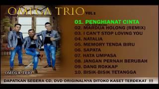 Gambar cover Lagu OMEGA TRIO TERBARU - Lagu Batak Terbaru 2017/2018