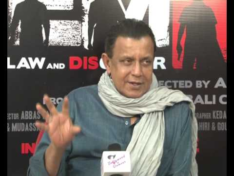 Exclusive interview of Mithun Chakraborty for the film ''Enemmy''