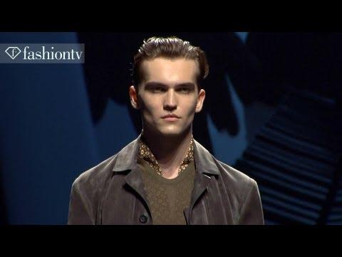 Ermenegildo Zegna Men Spring/Summer 2014 | Milan Men's Fashion Week | FashionTV