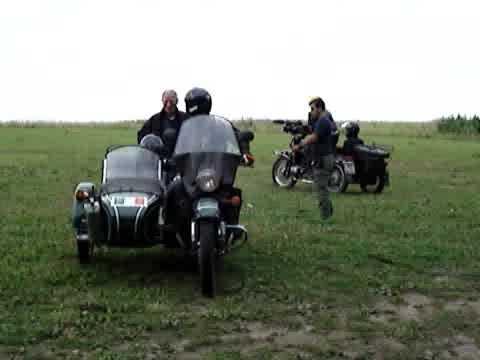 Roundtrip with Urals through Siberia
