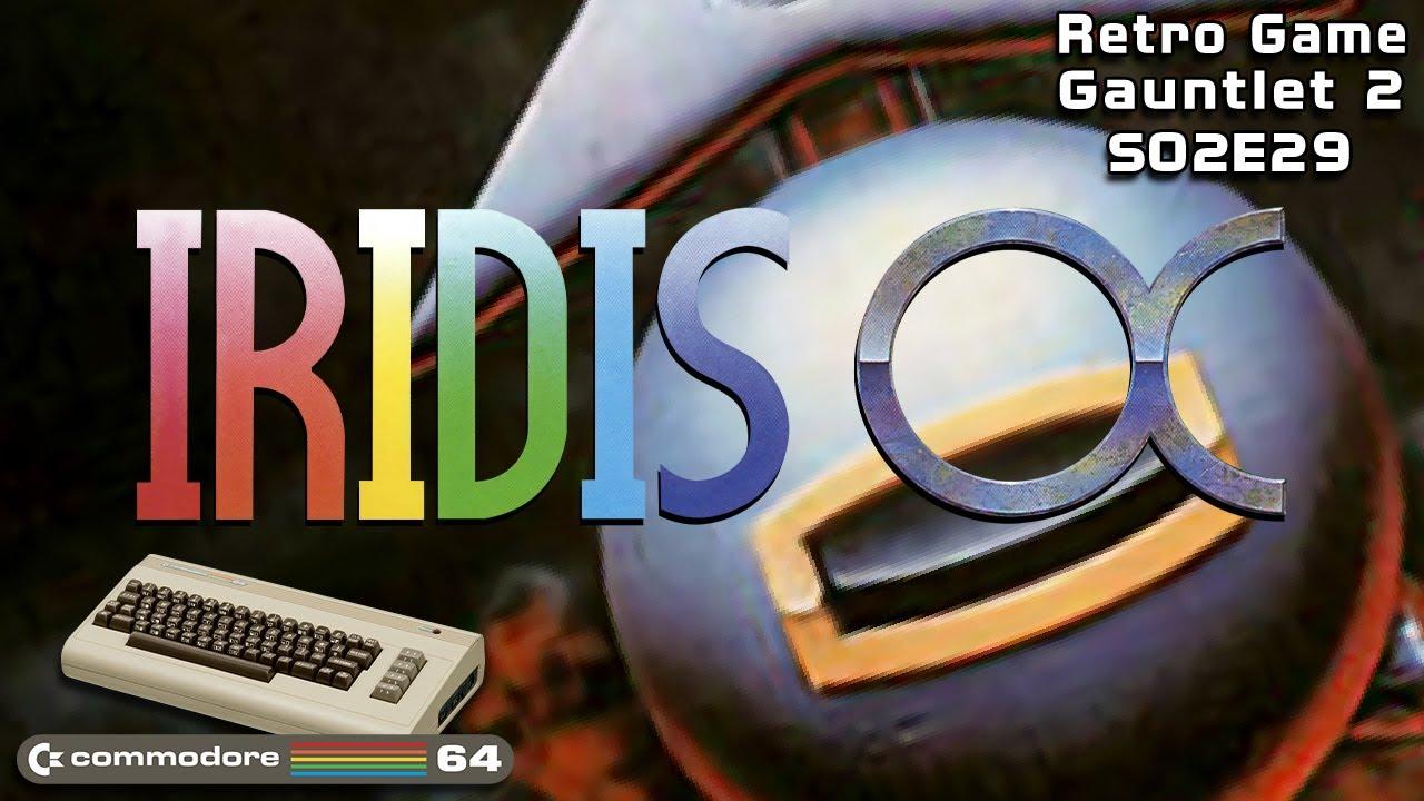 RGG S02E29 - Iridis Alpha [C64]