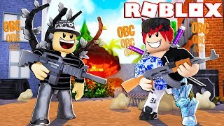 ROBLOX | ARSENAL 1v1 FOR OBC!! | WHO TAKES THE L?
