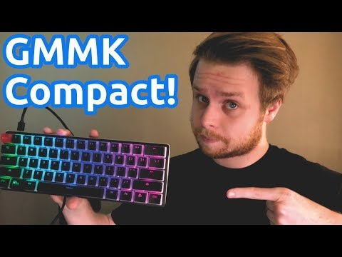 Glorious GMMK Compact Review! | Kailh Speed Bronze Switch and Sound Test