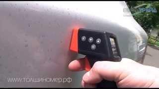 Толщиномер лакокрасочных покрытий по черным металлам ET-10P(, 2013-04-13T12:05:22.000Z)