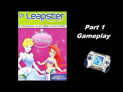 Disney Princess (Leapster) (Playthrough) Part 1 - Gameplay  