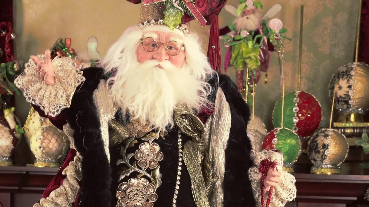 beautiful santas with mark roberts - Mark Roberts Christmas