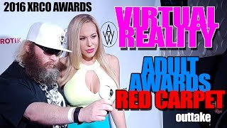 VR Friday at 2016 XRCO Awards with Olivia Austin OUTTAKE
