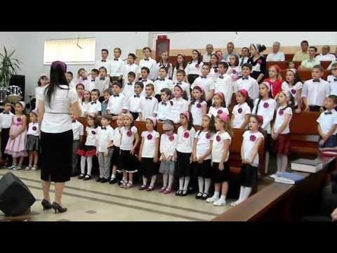 Corul de copii - E viu, E viu Isus Hristos e viu