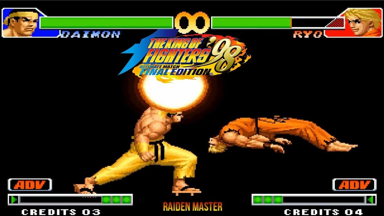 Download Kof 98 - Goro Daimon Combos (Tutorial)