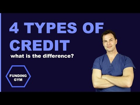WHAT IS CREDIT: 4 Types of Credits
