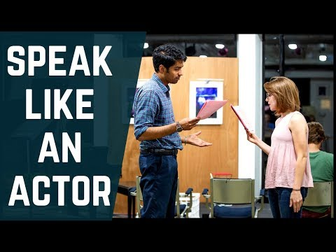 How to Speak Clearly and Have an Attractive Voice | 3 Steps